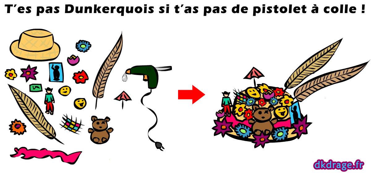 Dessins et montages sur notre carnaval et dunkerque - Dessins de carnaval ...